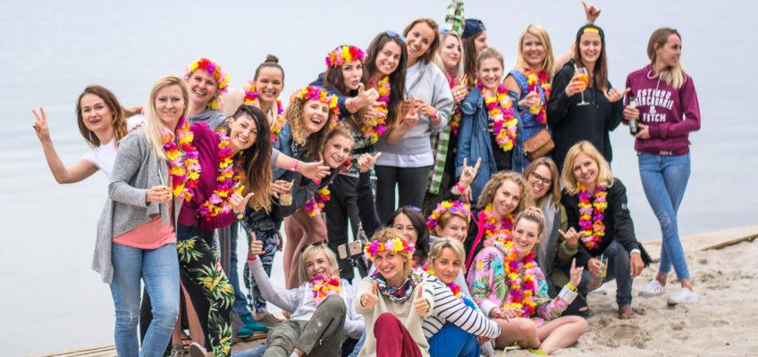 100% wiatru, tęcza nad zatoką i marynarskie party! Relacja z czerwcowego Kite&Wake Campu w Jastarni
