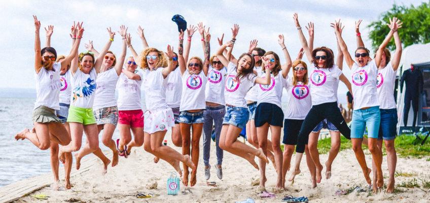 Cudowne zakończenie sezonu! Relacja z sierpniowego Kite&Wake Campu w Jastarni