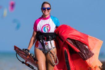 Niezapomniany tydzień w El Gounie. Relacja z październikowego campu kitesurfingowego dla dziewczyn