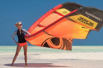 Kursy kitesurfingu i wypożyczenie sprzętu – campy w Egipcie