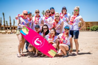 Najlepsze momenty wiosennych campów w El Gounie. Przeczytaj i zobacz jak było!