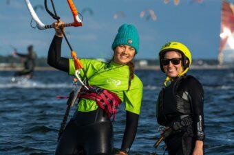 Dlaczego Twój chłopak NIE powinien uczyć Cię kitesurfingu?
